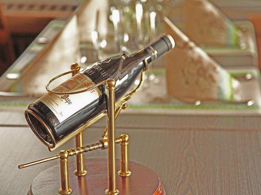 Notre carte de vins